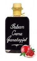 Balsam Crema Granatapfel 0,5L 3% Säure Mit original Crema di Aceto Balsamico di Modena IGP.