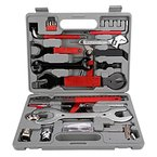 Ancheer Fahrrad Reparaturset Werkzeugkoffer Fahrrad Werkzeug Bike Tool Set Multifunktionswerkzeug,37tlg
