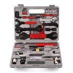 MVPower® 44 tlg Fahrrad Werkzeugkoffer Reparatur multi Function Werkzeug Koffer Bike Tool Box Set