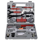 44 tlg. Fahrrad-Reparatur-Set Fahrrad Reparatur Reparaturset Fahrradwerkzeug Werkzeug Tool Werkzeugset Set im Werkzeugkoffer