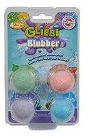 Simba 105953020 - Glibbi Blubber Badekugel, vier Farben