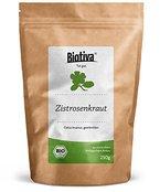Zistrosenkraut (250g, Bio) I hochwertigste Bio-Qualität I Vorratspackung im wiederverschließbaren Frischebeutel I Geprüfte Biotiva Qualität