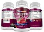 Raspberry Ketone - Himbeer Ketone - 1200mg Himbeer Extrakt pro Tagesdosierung - Fatburner - 1 Monatskur - Made in Germany