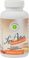 Slimforce LipoActive - Stoffwechsel PLUS - Grüner Tee, Apfelessig, Guarana, Pfeffer- & Chili-Extrakt, Zink - 90 Kapseln - Abnehmen für Frauen und Männer