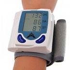 Handgelenk Blutdruckmessgerät & Pulsmesser