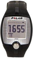 POLAR Sportuhr FT1 Transparent Black, 0725882012803