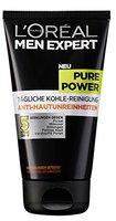 L'Oréal Men Expert Pure Power Reinigungsgel zur täglichen Gesichtsreinigung, 1er Pack (1 x 150 ml)