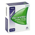 NICORETTE Inhaler 15 mg 20 St Inhalat