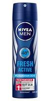 Nivea Men Deo Fresh Active Spray, 6er Pack (6 x 150 ml)