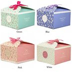 Chilly Geschenk-Boxen, Set von 12dekorativen Geschenk-Kästchen, hausgemachten Leckereien noch, Weihnachten, Geburtstage, Urlaub, Graduierung, Hochzeit Geschenk-Boxen