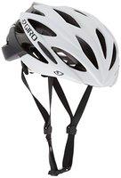 Giro Unisex Fahrradhelm Savant, Matt White/Black, 59 - 63 cm, 7055027