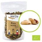 Paranüsse bio natur Jalall D'or - 1kg | Superfood BIOzertifiziert | frisch abgefüllt | größter natürlicher SELEN-Lieferant | natürliche ARGIN- & ZINK Quelle | Paranuss bio | Nüsse bio 1 kg, 1000g