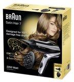 Braun Haartrockner mit IONTEC Technologie Satin Hair 7 HD 730 Testsieger Stiftung Warentest 01/2015