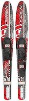 O'brien Men'Vortex s 700-Ski mit RT-Bindung rot rot 65.5 Inch