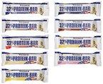Weider 32% Protein Bar, Mix-Box, 24 x 60 g (1 x 1.44 kg)
