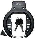M-Wave Rahmenschloss Ring, schwarz