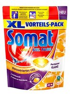 Somat Multi Gel Tabs XL, 1er Pack (1 x 44 Stück)