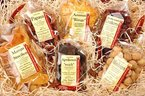 Himbeeren Trockenfrüchte, ganz, naturbelassen, zu Joghurt, Müsli, Quark, Kochen, Backen, Naschen, 50g