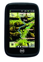 Falk Tiger Blu Bluetooth Outdoor Navigationsgerät, Schwarz, M