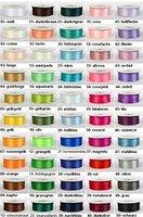 100 Yard-Rolle Satinband, 3 mm breit, Auswahl aus 50 Farben / Farbe: 37