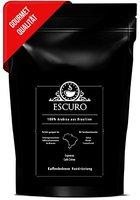 ESPRESSO von ESCURO | handgerösteter Single Origin Espresso, 100% Arabica Kaffeebohnen aus Brasilien (250g) | säurearme, bekömmliche Espressobohnen | Espresso, Kaffee