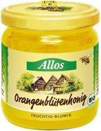 Allos Orangenblütenhonig (500 g) - Bio