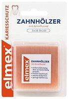 Elmex Zahnhölzer, 3 x 38 Stück, 2er Pack (2 x 114 Stück)