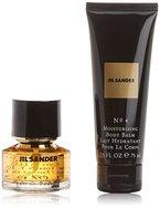 Jil Sander No. 4 Geschenkset (Eau de Parfum, 30ml und Bodybalm, 75ml), 1 Stück