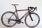Rennrad Da Vinci 20 G Compact mit Gipiemme 716 Equipe Laufräder (55 - für KG 1.76 bis KG 1.82)