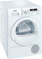 Siemens iQ700 WT46W261 iSensoric Wärmepumpentrockner / A++ / 8 kg / Weiß / Selbstreinigender Kondensator / softDry-Trommelsystem / Super40