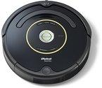 iRobot Roomba 650 Staubsaug-Roboter (Zeitplan einstellbar, 1 Virtuelle Wand) schwarz