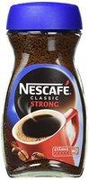 Nescafé Classic Strong, Löslicher Kaffee, 200g Glas (1er Pack)