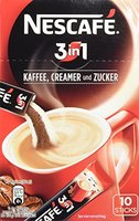 Nescafé 3in1, Löslicher Kaffee 8er Pack, (8 x 10 x 17,5g Sticks)