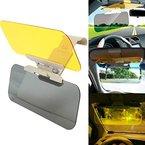 AUDEW Auto Sonnenschutz Sichtschutz Tag und Nacht Fahren Sonnenblende