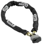 ABUS Kettenschloss Expedition-Chain 70/45/6 KS, Schwarz, 110 cm, 28679