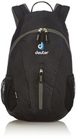 Deuter Rucksack City Light, black, 45 x 22 x 17 cm, 16 Liter, 8015470000