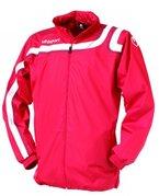 uhlsport Regenjacke Progressiv, rot/weiß, L, 100306101