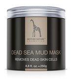 Mother Nature Gesichtsmaske Totes Meer | Pflege für sehr trockene und unreine Haut | Reinigung bei Pickel - Mitesser - Akne | Anti Aging Maske | 250g