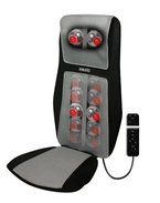 HoMedics Shiatsu Massagesitz mit integr. Schultermassage SBM-600H-EU, 3D Massage