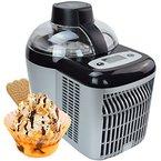 Selbstkühlende, Extrem leichte und Stromsparende Eismaschine GG-90W Frozen Yogurt Milchshake Maschine Flaschenkühler Gino Gelati