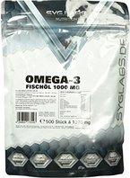 Syglabs Nutrition Omega 3, 500 Kapseln, 1er Pack (1 x 684 g)