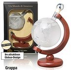 Grappa di Amarone - Exklusives Globus-Design