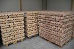 Holzbrikett 960 kg DINPlus/ ENPlus zertifiziert