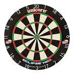 Unicorn Dart Board Eclipse HD2 TV Edition Bristle Board, 79448