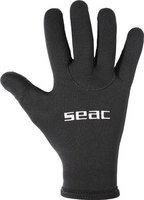 SEAC Uni Handschuhe ANATOMIC HD 2.5 mm, Schwarz, M