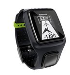 TomTom GPS Sportuhr Runner, Black, One size, 1RR0.001.06
