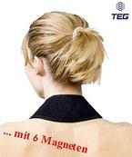 *TOP* TEG88 - Nackenwärmer für SIE und/ oder IHN - *aus hochwertigem NEOPRENE & NYLON* Nackenstütze mit 6 Magneten a 500 Gauss