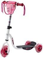 HUDORA 11060 - Kiddyscooter Joey Pinky 3.0, weiß/pink