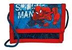 Undercover SPON7000 - Geld- / Brustbeutel mit Kordelband Spiderman, ca. 13 x 8 x 5 cm