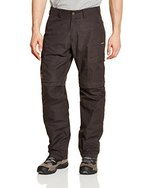 Fjällräven Herren Hose Karl Zip Off Trousers, Dark Grey, 48, 82792